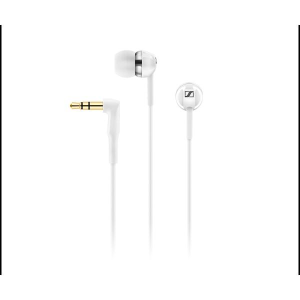 Sennheiser cx 1.00 auriculares intraaurales blancos
