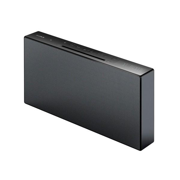 Sony cmt-x3cdb sistema hi-fi con tecnología bluetooth, nfc negro