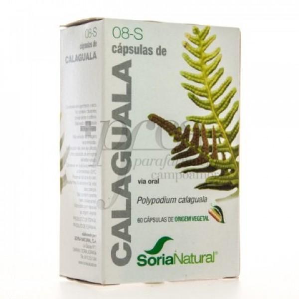 SORIA NATURAL 8-S CALAGUALA 30 CAPS