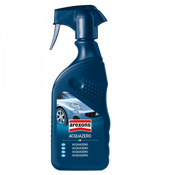 Limpiador carrocerias sin agua 400 ml.