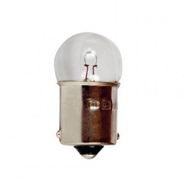 Lámpara piloto 12v 10w ba15s. caja 10 uds.
