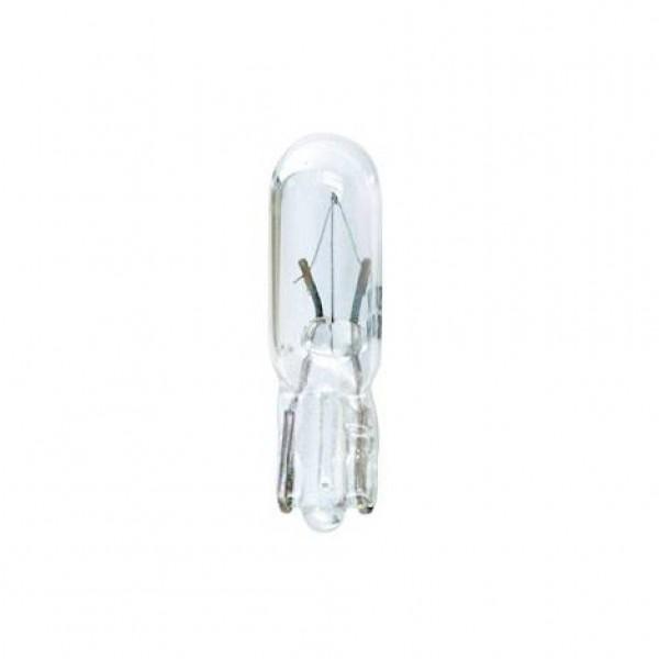 Lámpara wedge 12v 1.2w (t5) w2x4.6d. caja 10 uds.