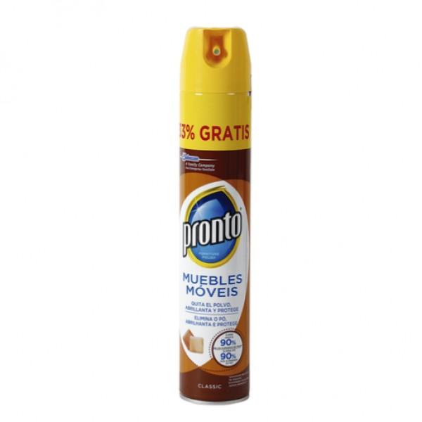 Limpia muebles pronto 300 ml + 33%