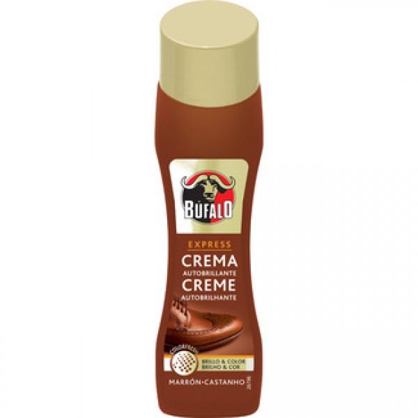 Bufalo crema autobrillante marron 50ml