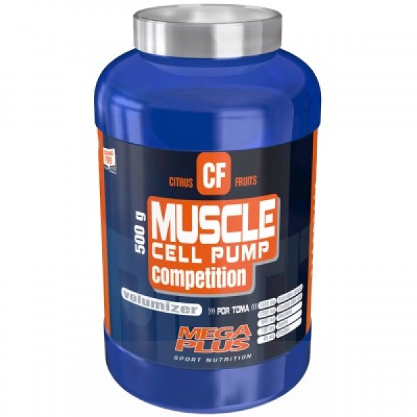 Muscle cell pump megaplus
