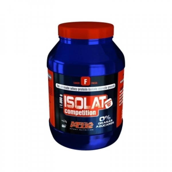 Isolat competition choco blanco 1kg