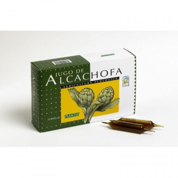 alcachofa eco (zumo en viales)