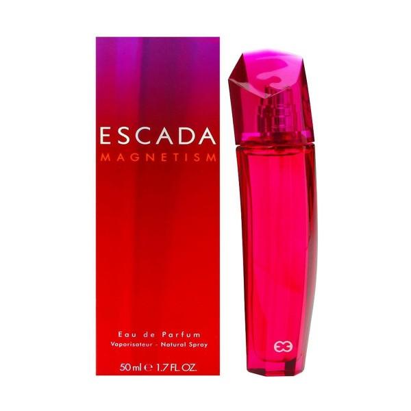 Escada magnetism eau de parfum 50ml vaporizador