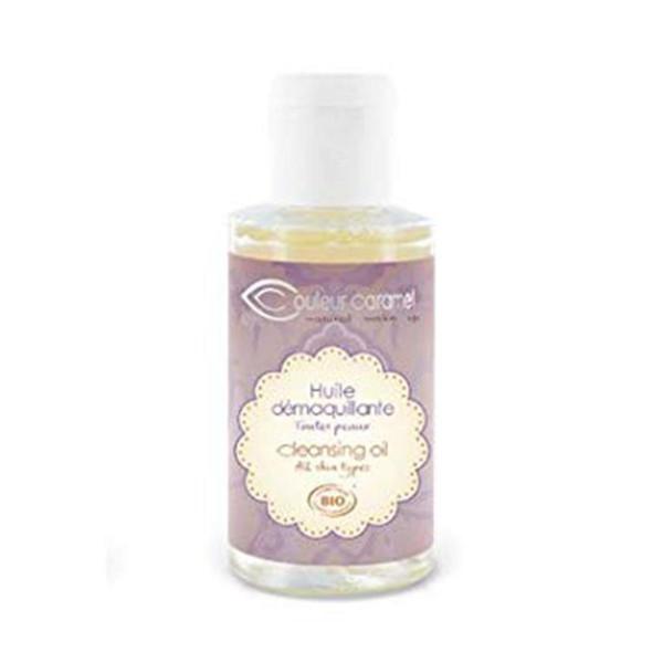 Couleur caramel body cleansing oil 125ml