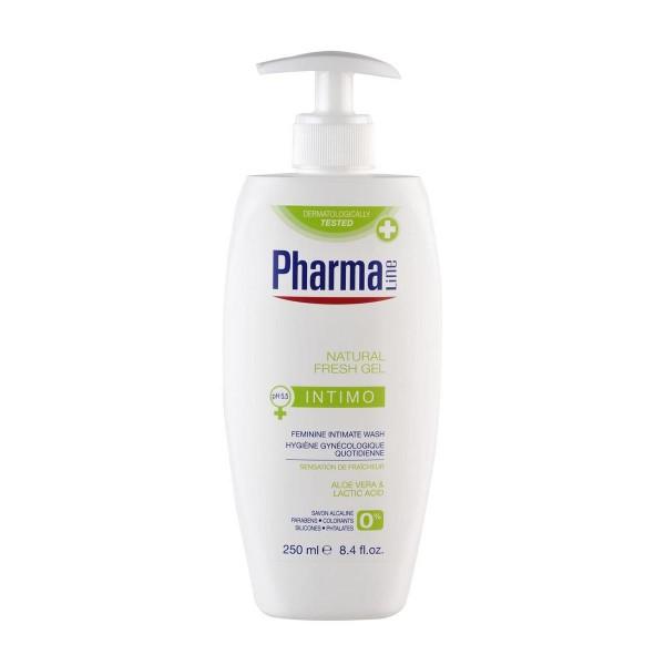 Pharmaline natural fresh gel intimo 250ml