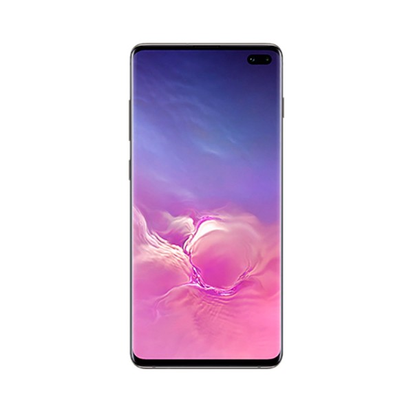 Samsung galaxy s10+ negro móvil dual sim 4g 6.4'' dynamic amoled qhd+/8core/128gb/6gb ram/16+12+12mp/10+8mp
