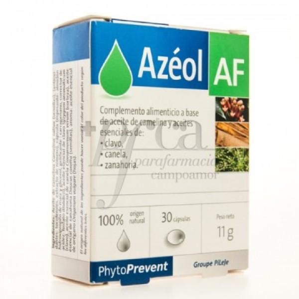 AZEOL AF 30 CAPS