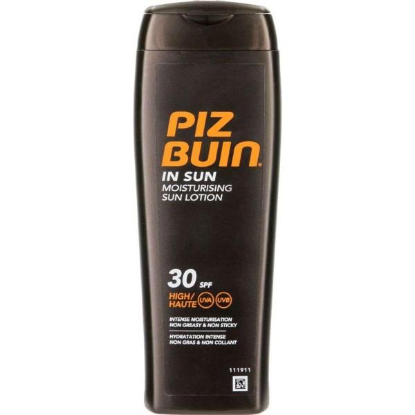 Piz buin in sun moisturizing sun locion spf30 200ml