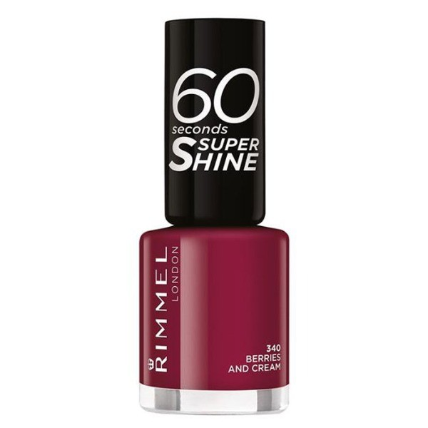 Rimmel  60 Seconds Berries and Cream 340