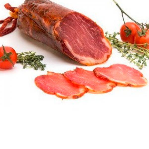 Caña de lomo de Producción Ecológica sin gluten/sin lactosa 320 grs.