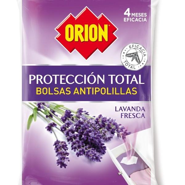 ORION Antipolillas BOLSAS LAVANDA 20 UDS