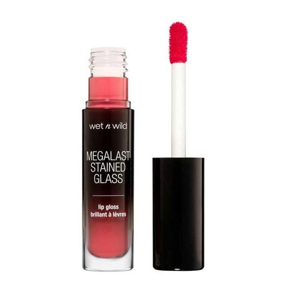 Wetn wild megalast stained glass brillo de labios magic mirror 1un