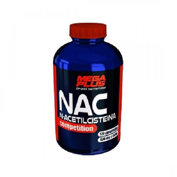 Nac n-acetilcisteina competition