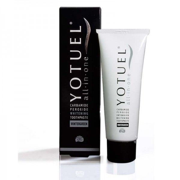 YOTUEL ALL IN ON DENTÍFRICO BLANQUEADOR 75ML